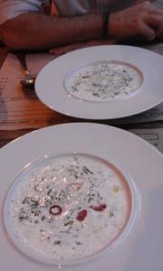 Matrjoska Okroshka soup