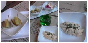 Matrjoska restaurant starters