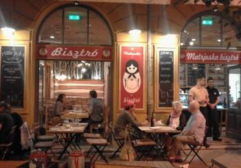 Matrjoska restaurant