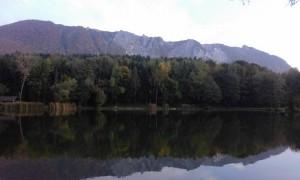 Bélkő lake