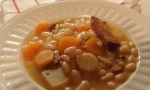 Jókai bean soup