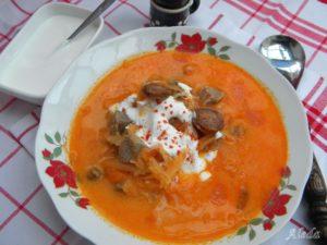 korhely leves