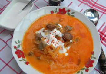 Korhely Soup for the New Year!