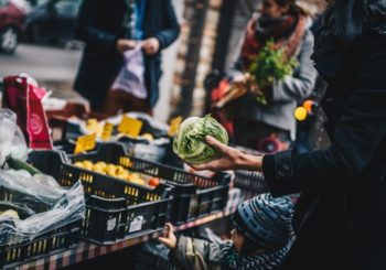 Farmers Markets in Budapest
