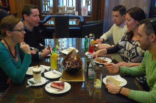 coffee houses tour