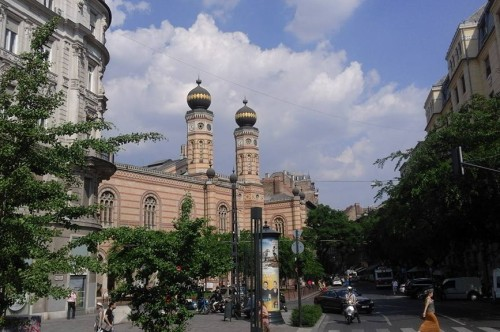 Synagogue of Budapest
