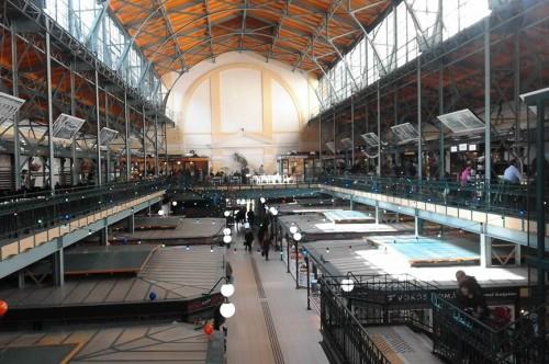 Belvárosi piac/market hall