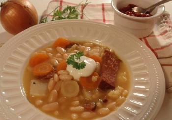 bean soup a la jokai